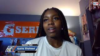 Cal Track Commit Aysha Shaheed from Madison