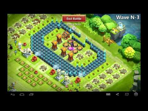 Castle Clash Vlad Solo HBM N