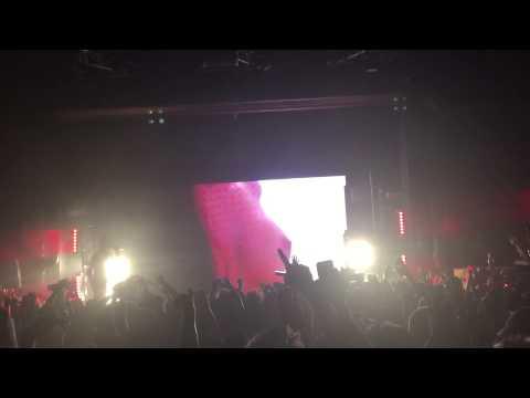 Travis Scott x Pornogrophy x live Santa Ana