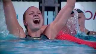 Sarah Sjostrom 100m Butterfly  Чемпионат Мира по плаванию 2015 Казань баттерфляй