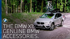 The BMW X1 | Genuine BMW Accessories.