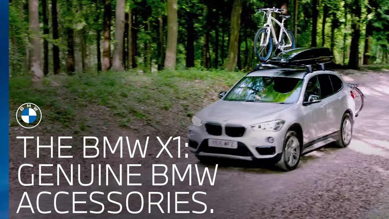 the bmw x1 genuine bmw accessories youtube. Black Bedroom Furniture Sets. Home Design Ideas