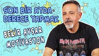 SON 1 AYDA DERECE YAPMAK  Bekir Avşar - Motivasyon (TYT, AYT)
