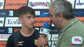 Paganese Juve Stabia KEVIN STALLONE 30092018
