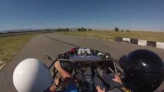Testing the XXXocet: supercharged V8, 1900 lbs, Miata bones.