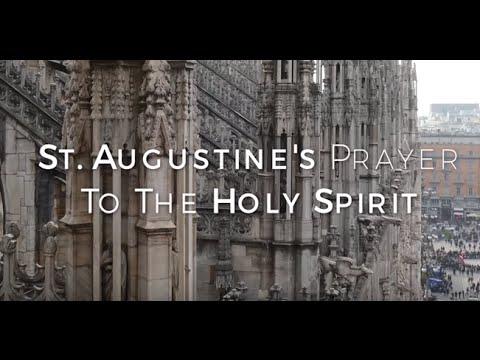 St. Augustine's Prayer To The Holy Spirit HD