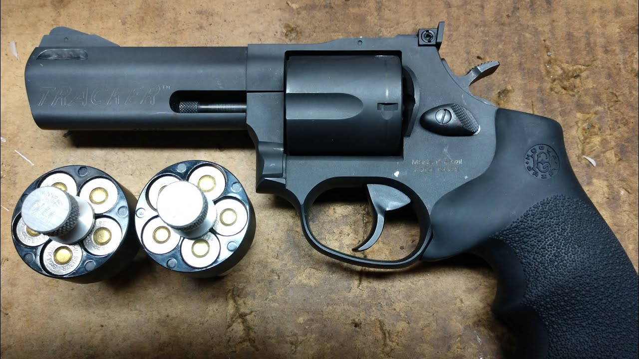 Taurus Tracker 44 Magnum review