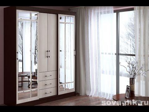 Корпусная мебель Казань. Производство корпусной мебели на заказ от SOVA
