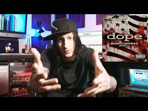 Dope - Live Album - Reunion Tour - Campaign – Interview with Edsel Dope - 2016