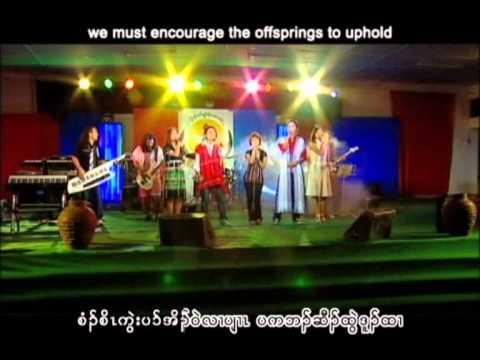 Karen song 2010 - Slmon, EhKhuWah,Ehphohtoo,AprilMg & Hteemoo