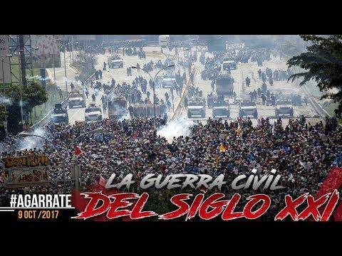 .@JMachillandaP   PARTE 1   GUERRA CIVIL DEL SIGLO XXI   AGÁRRATE   FACTORES DE PODER
