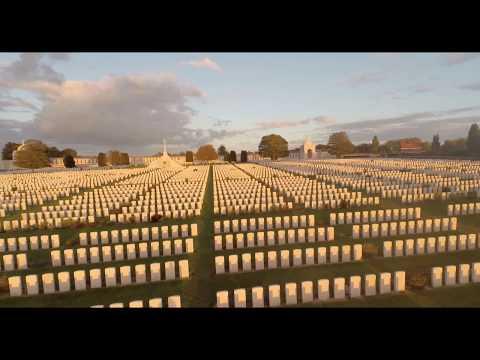Tyne Cot Cemetery: British Cemetery Belgium