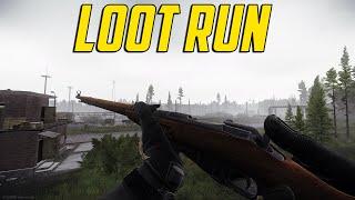 Escape From Tarkov - Loot Run