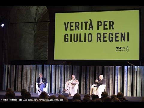 """""""La verità malata: da Ustica a Regeni"""" - Udine, 5 maggio 2016"""