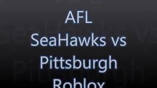 Seattle Seahawks vs JacksonVille Jaguars SB Roblox
