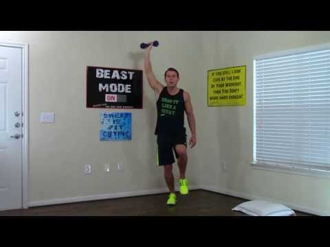 Balance Workout in your own home Balance Training Exercises