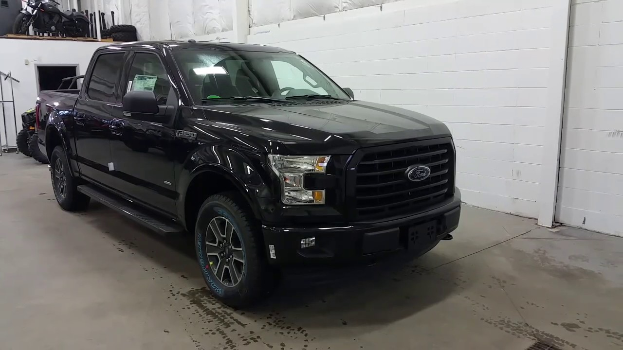 2017 ford f 150 xlt sport w 18 wheels halogen headlights power seat review boundary ford. Black Bedroom Furniture Sets. Home Design Ideas