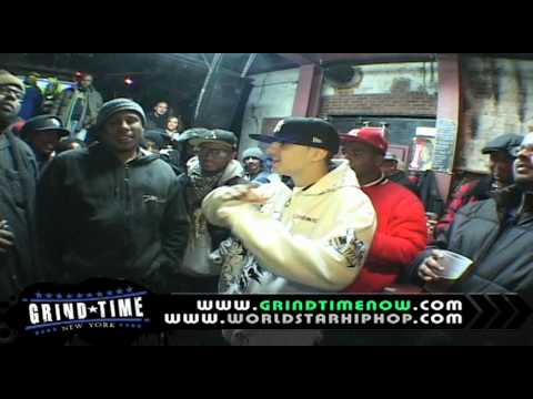 Grind Time Now Presents: Roosevelt vs Troy Brown