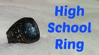 Unboxing My High School Ring From Balfour