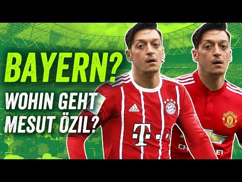 ManU, Barca, Bayern ? Wo geht Mesut Özil hin?
