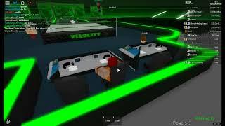 Velocity Pre Show: 200 Robux FCA