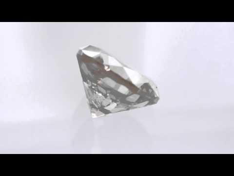 0.45 carat Champagne Round Diamond Solitaire http://www.diamondzul.com