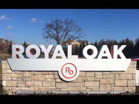 Royal Oak Roads