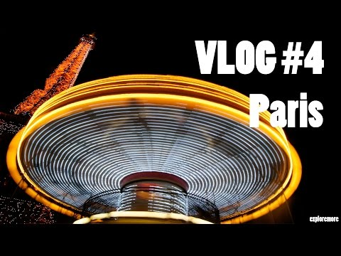VLOG #4 Paris [HD]
