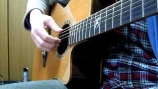 暴れん坊将軍のテーマソングをソロギターで弾いてみました。 テレビのワ...