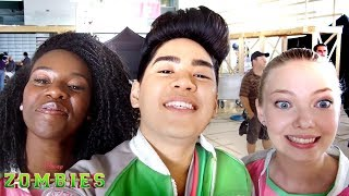Behind the Scenes: ACEY CAM 🎥 | ZOMBIES | Disney Channel