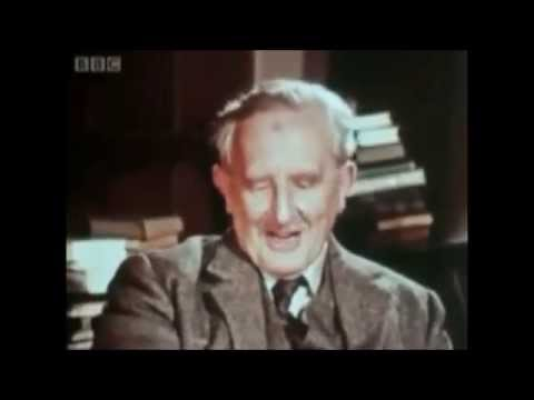 Tolkien on the Beginning of The Hobbit
