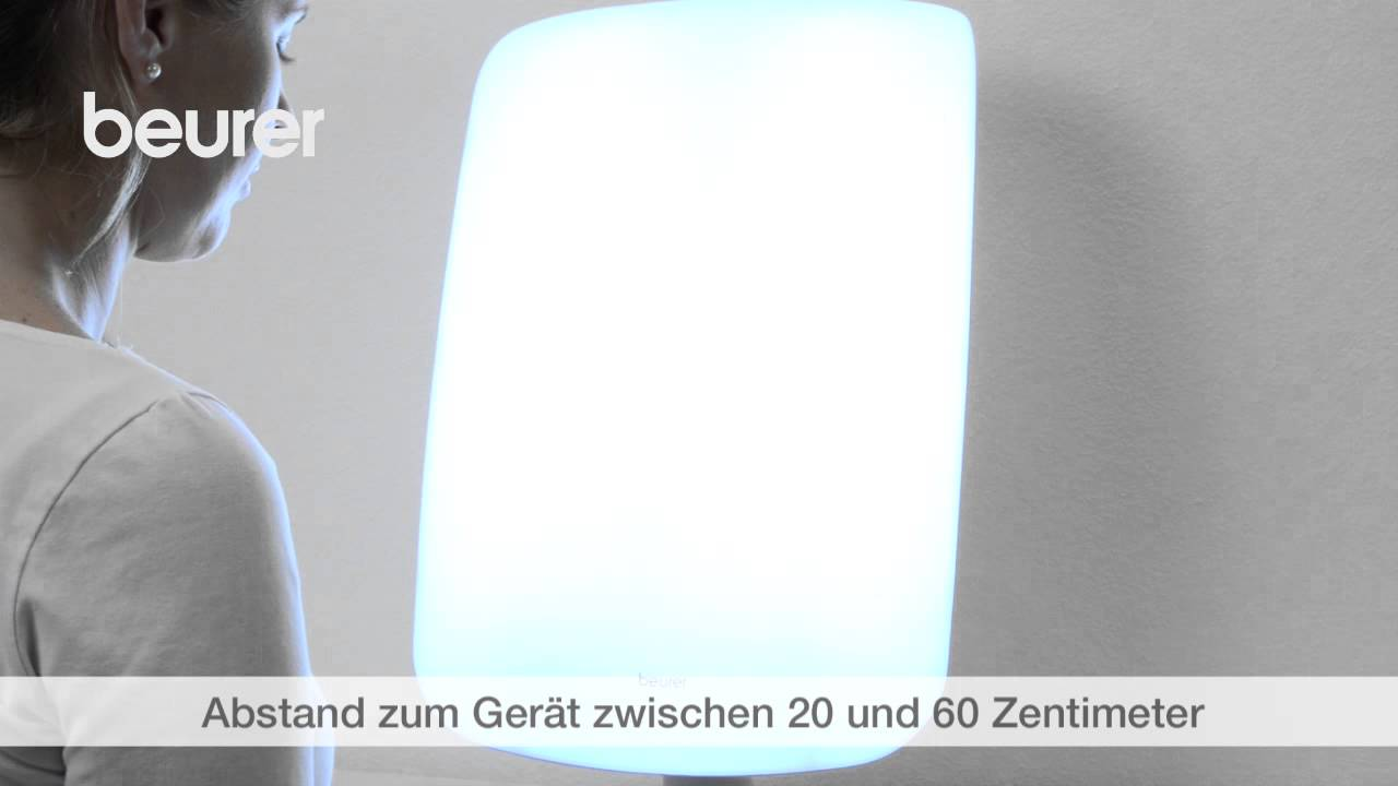 Quick Start Video Der Tageslichtlampe Tl 90 Youtube