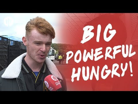 Big Powerful Hungry! | Swansea City 0-4 Manchester United | FANCAM