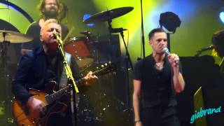 NEW ORDER AND THE KILLERS  - CRYSTAL (Past and Present)