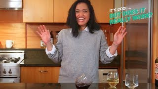 Unspillable Wine Glass | It's Cool, But Does It Really Work?