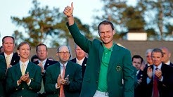 Masters champion Danny Willett talks about the past 12 days being the most amazing in his life