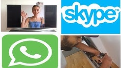 Skype on Smart TV for Video Calls again 2018