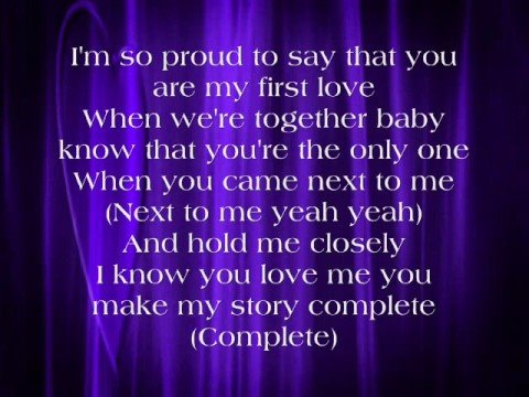 My First Love-Tynisha Keli (Lyrics)