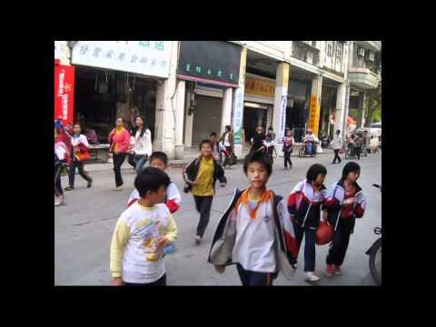 Town Life In Hoiping, China   開平   (Kaiping Near Taishan a.k.a. Toisan)