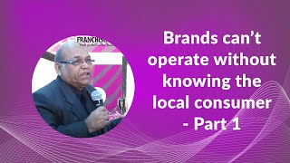 Brands cannot operate without knowing