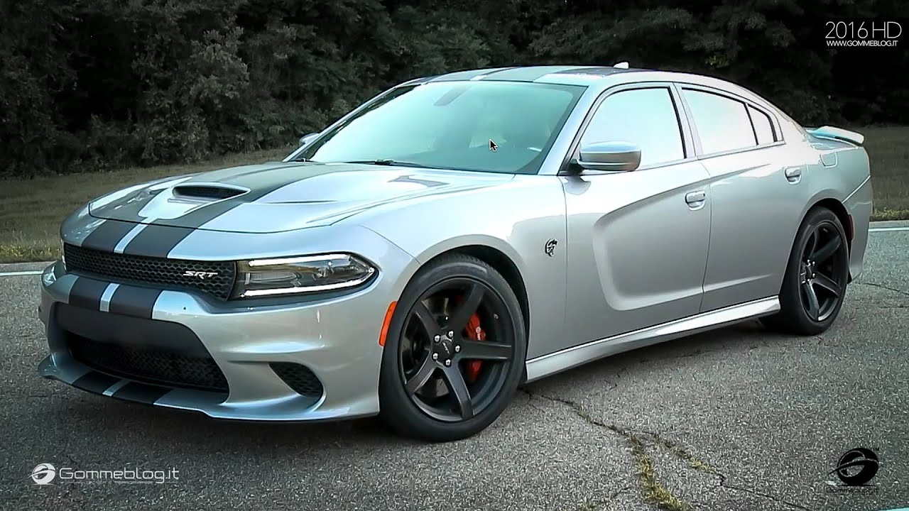 first drive 2017 dodge charger srt hellcat youtube. Black Bedroom Furniture Sets. Home Design Ideas