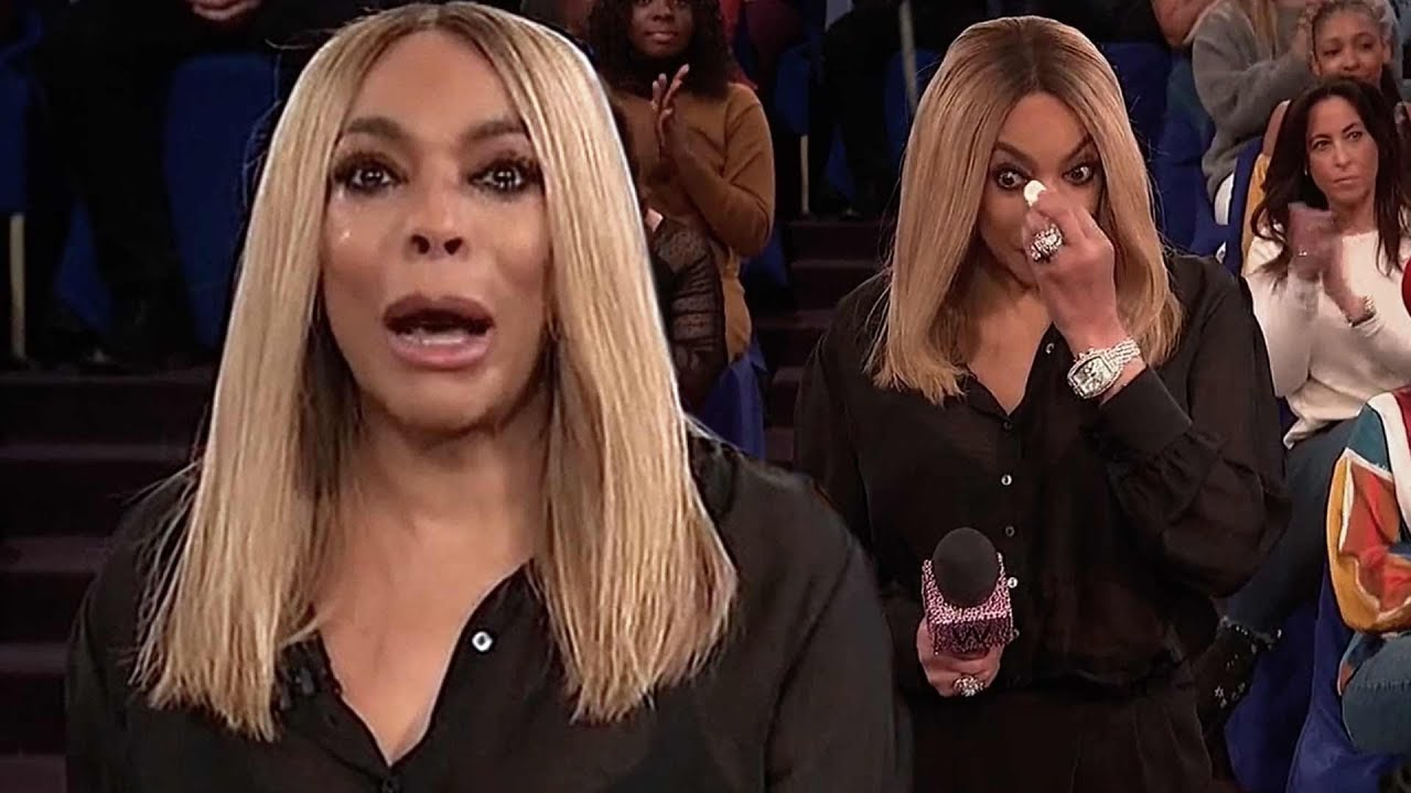 Wendy Williams Revealed She's Been Living In A Sober House And Is Recovering From Addiction
