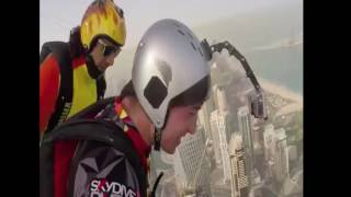 Don't Watch if You Have a Fear of Heights
