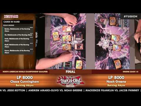 Yu-Gi-Oh! 2015 North American WCQ - Finals