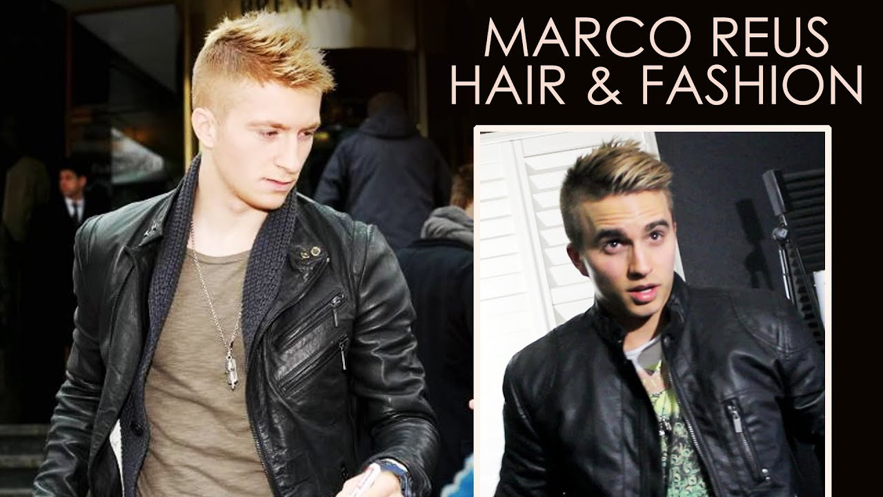 how to style hair like marco reus marco reus haircut tutorial and fashion 7798