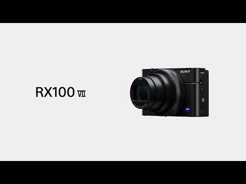 ソニー RX100 VII(DSC-RX100M7)発表!ミニα9?最強コンデジ7月31日予約開始!SONYサイバーショット新作カメラ 価格比較/最安値購入情報 2019年7月