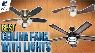 10 Best Ceiling Fans With Lights 2018