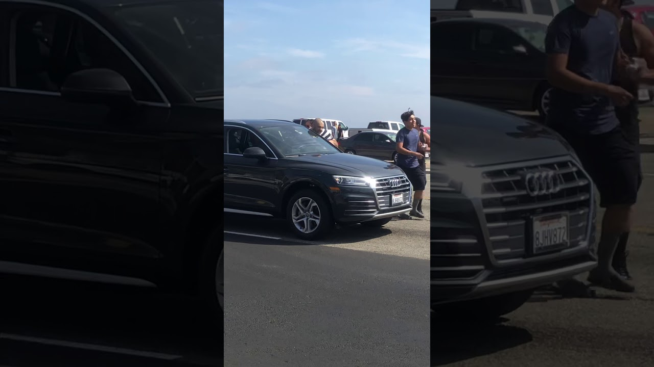 Road Rage Caught on Video on PCH | KNX 1070