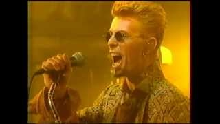 david bowie - little wonder + telling lies - live - 1997