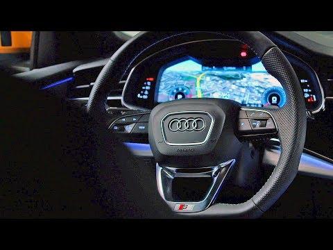 Audi Q8 (2019) INTERIOR